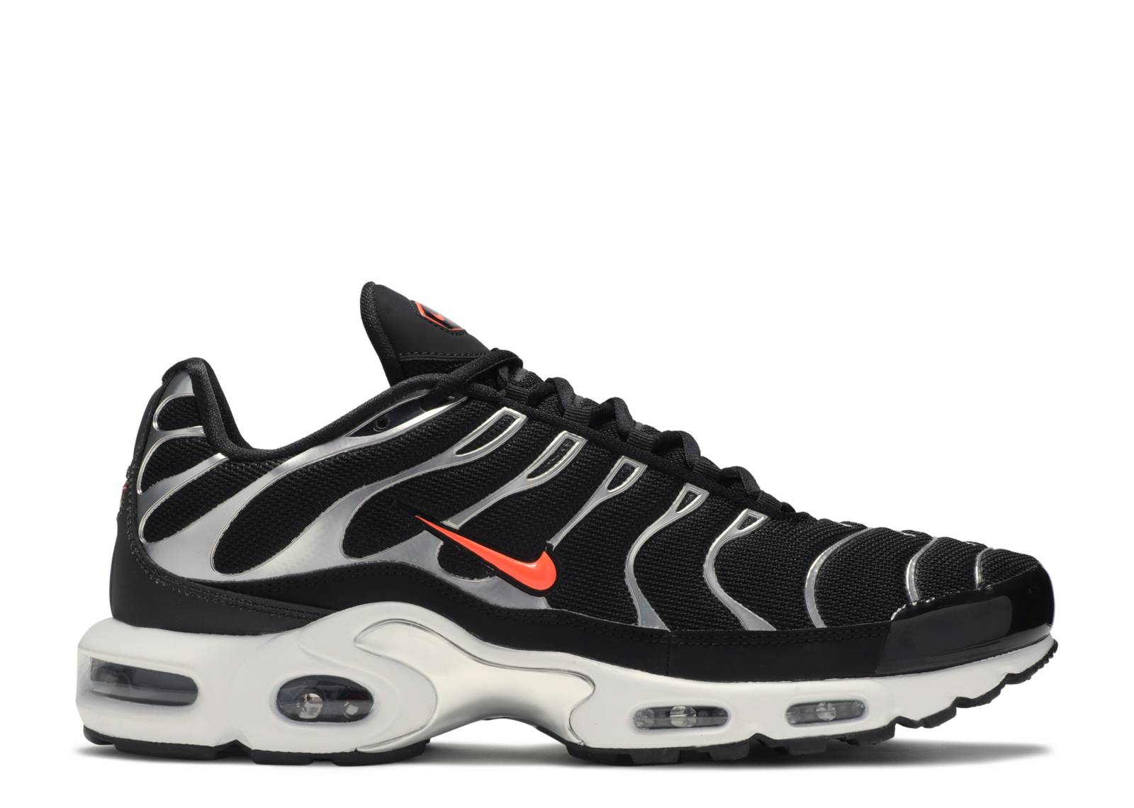 reputable site c02ec da32c Air Max Plus 'Black Orange'