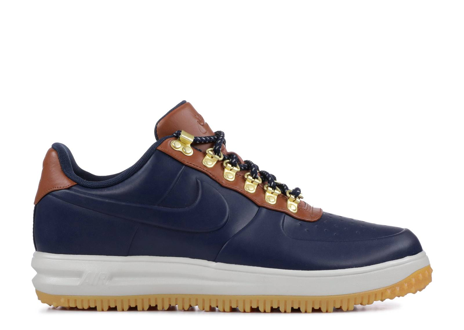"Lunar Force 1 Duckboot Low ""Obsidian"""