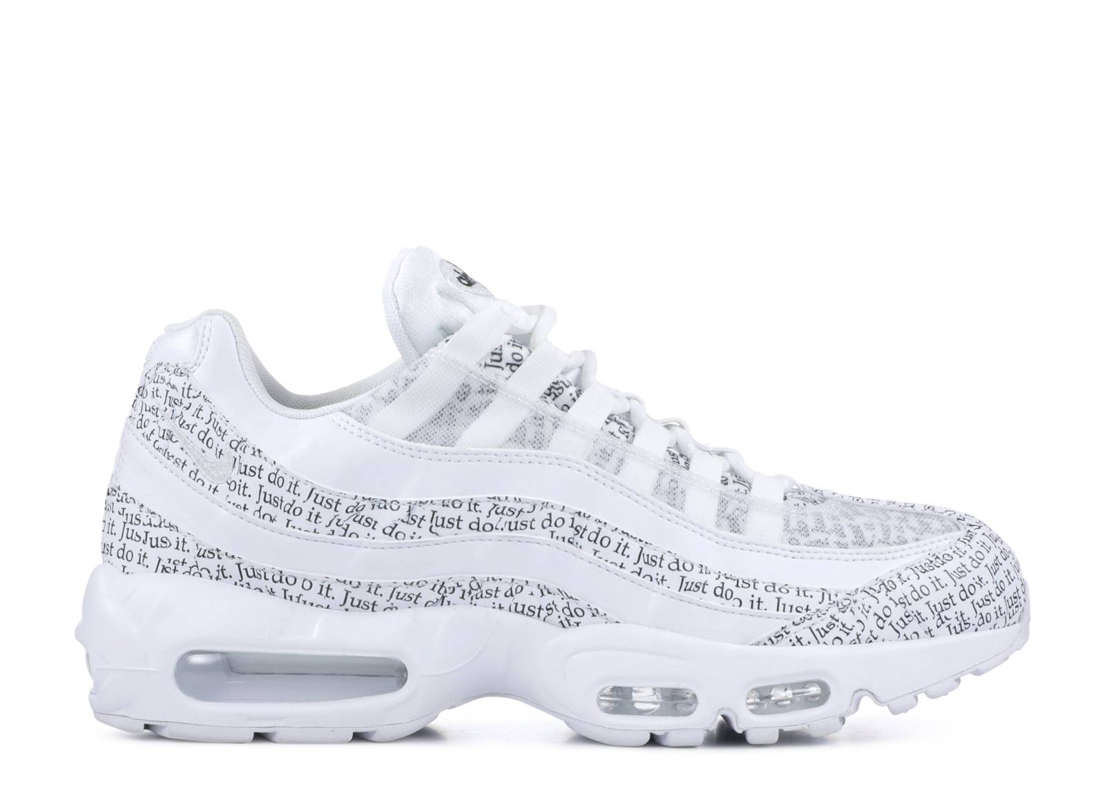 "nike air max 95 ""just do it"""