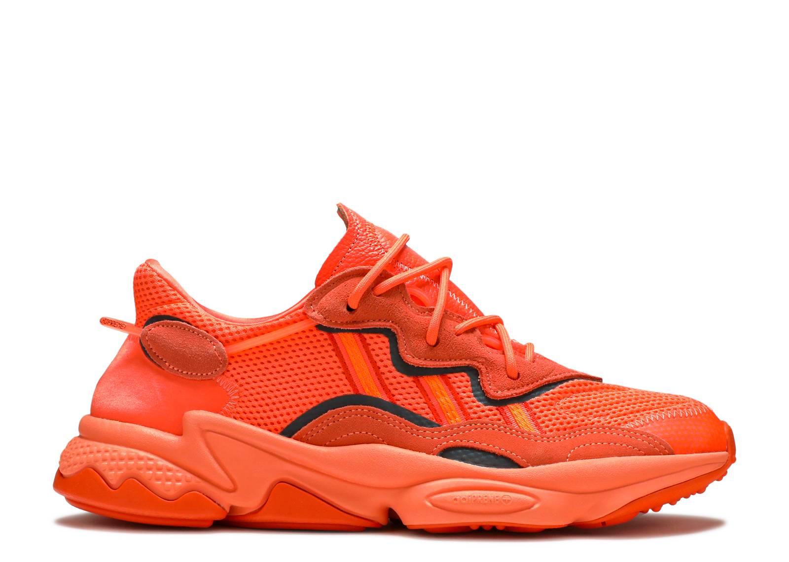 Ozweego 'Glow Orange'