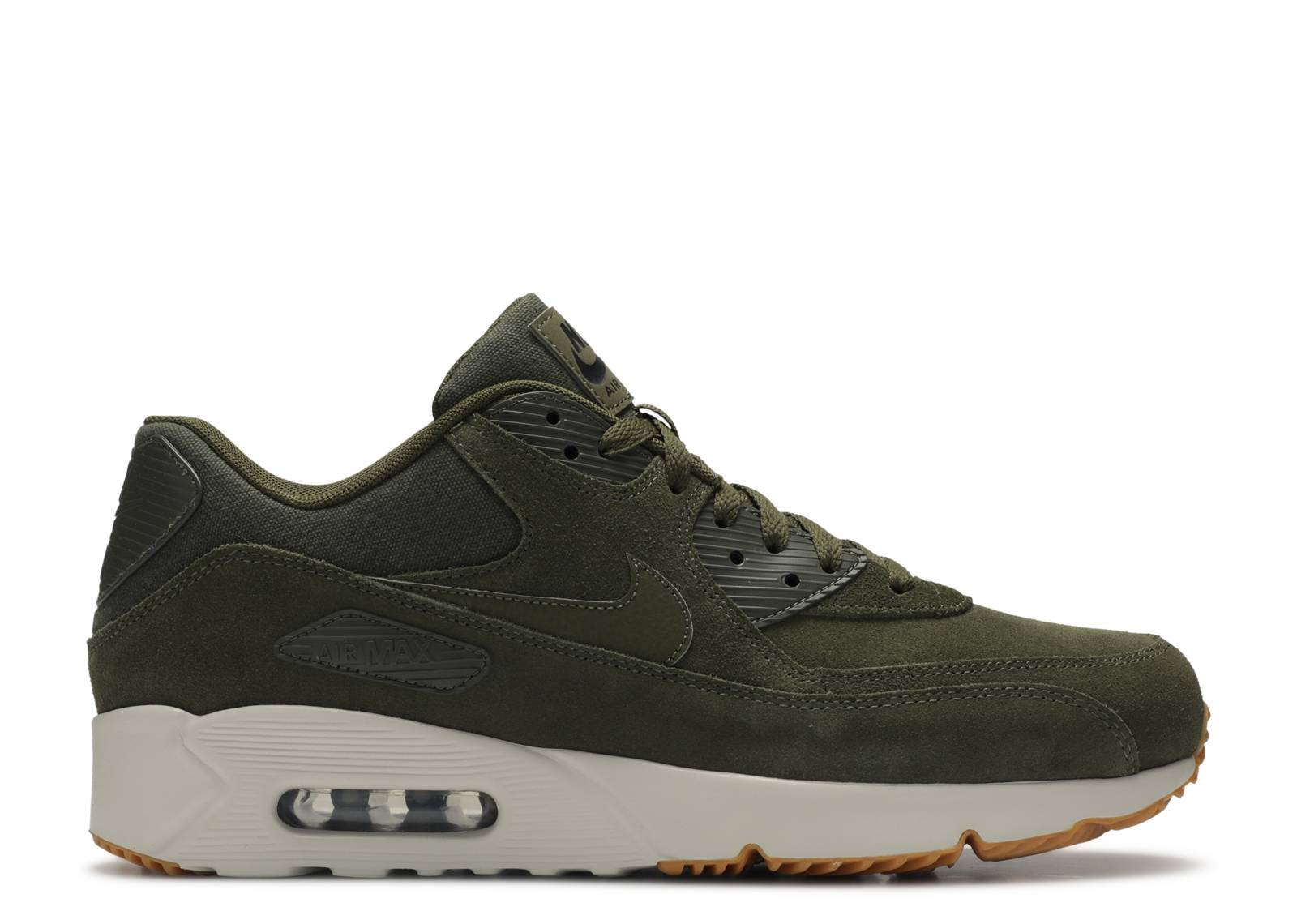 Air Max 90 Ultra 2.0 Leather 'Olive Canvas'