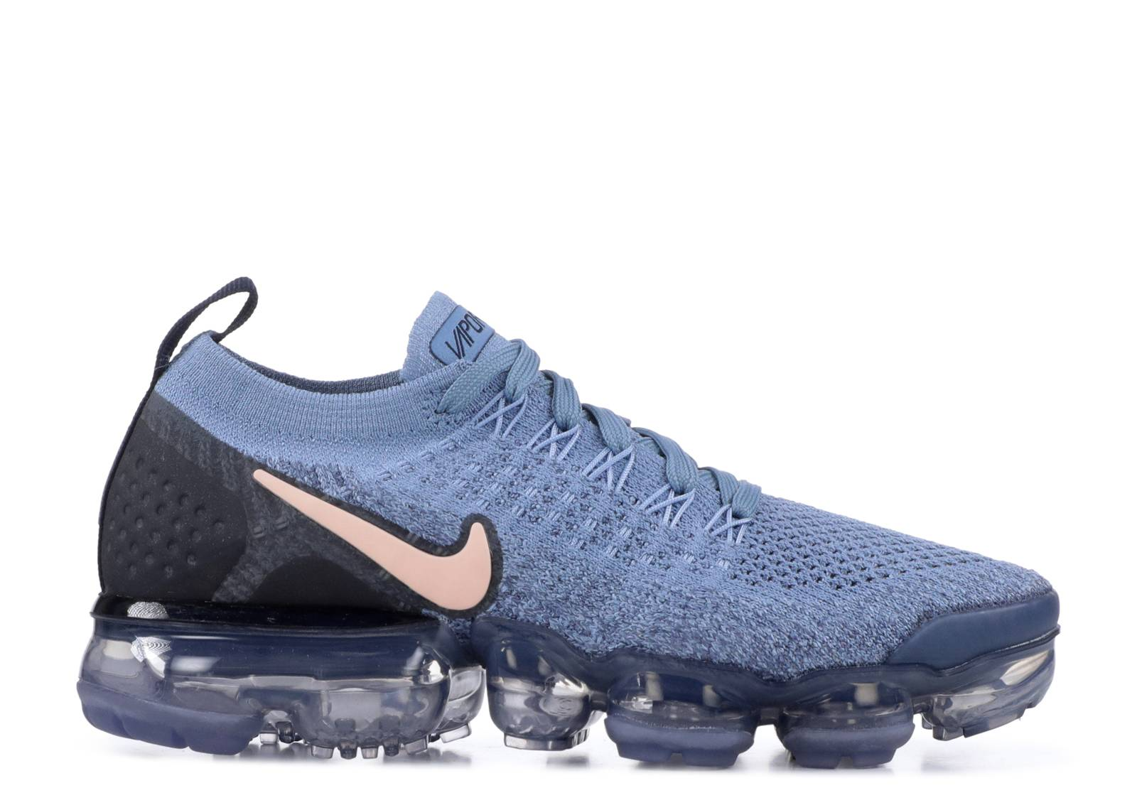 "wmns air vapormax 2 flyknit  ""Work Blue"""