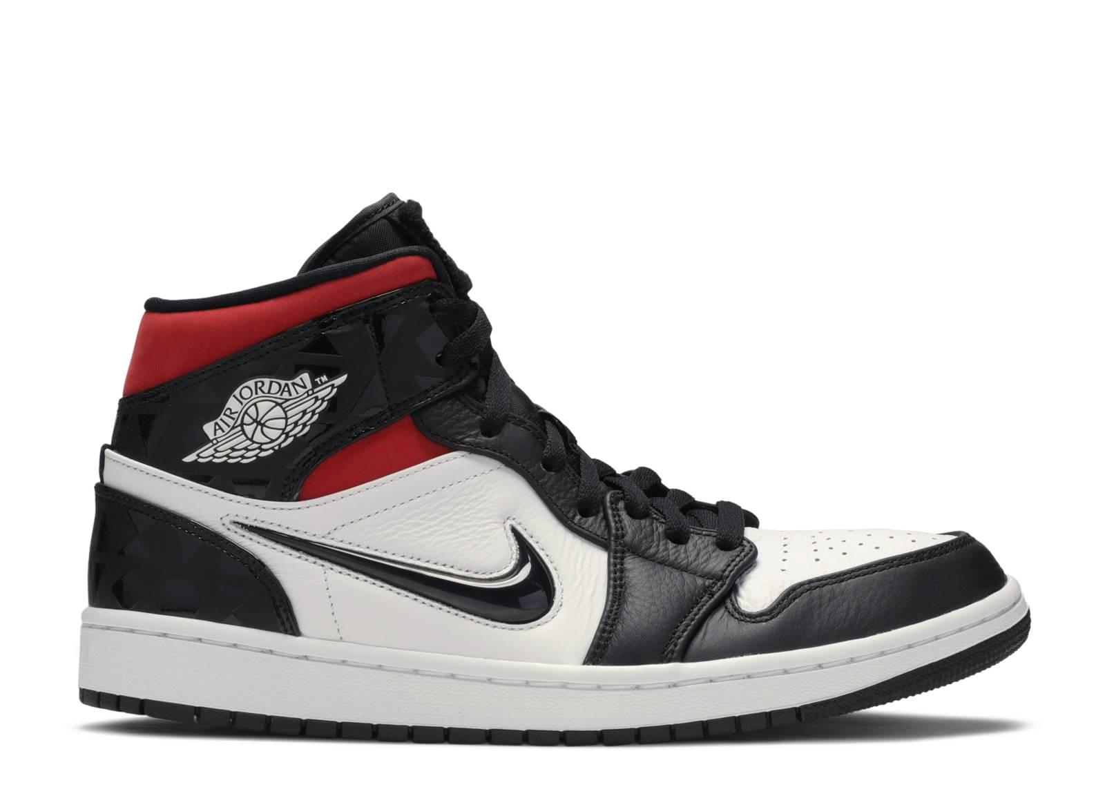 """Air Jordan 1 Mid 'Quai 54' """"Quai 54"""""""