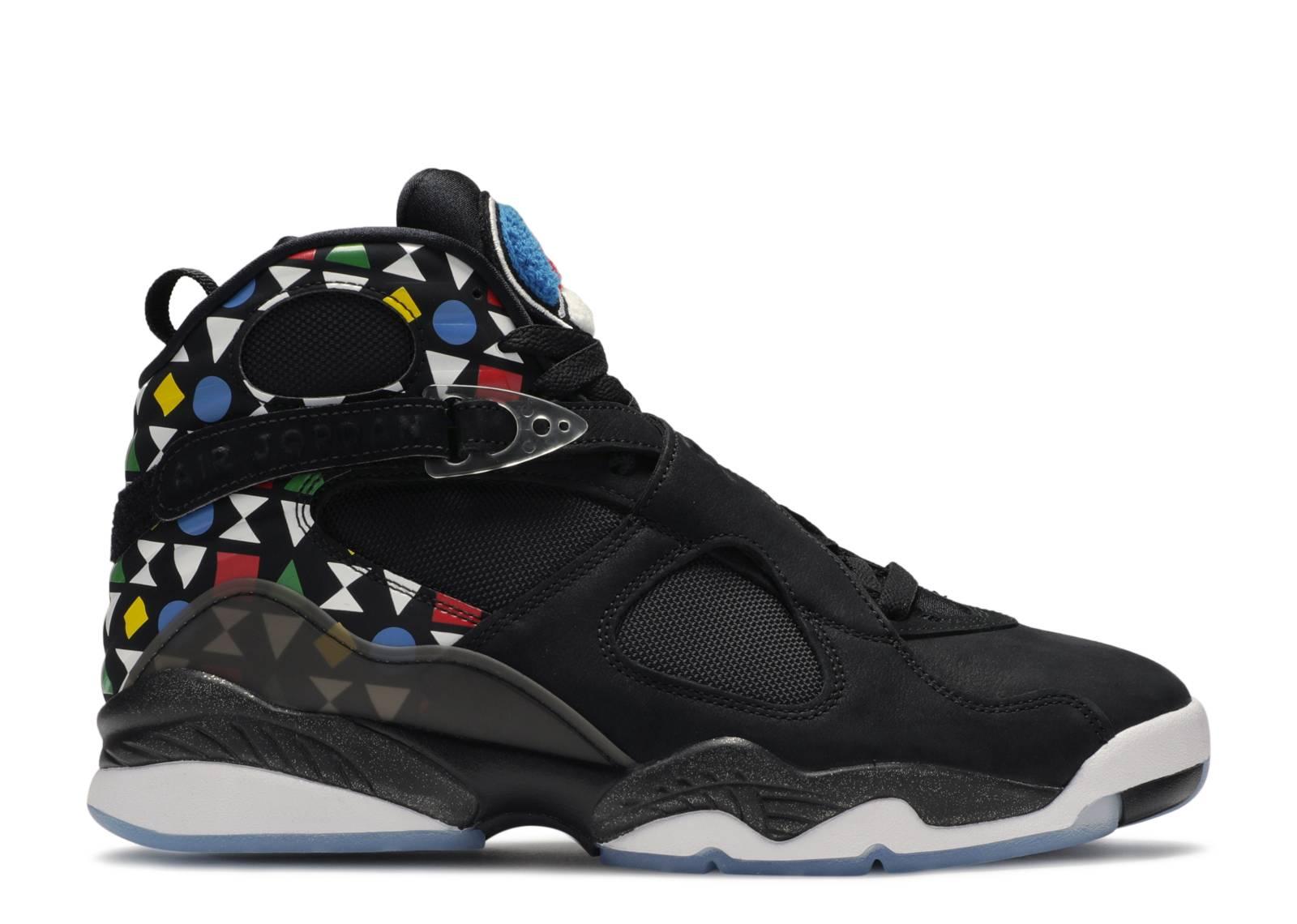 "Air Jordan 8 Retro 'Quai 54' ""Quai 54"""
