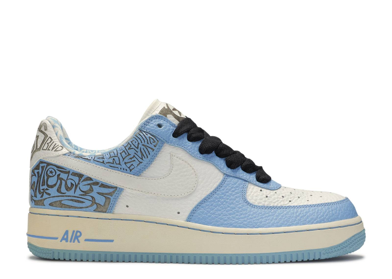 "air force 1 premium georges ""entourage sample"""