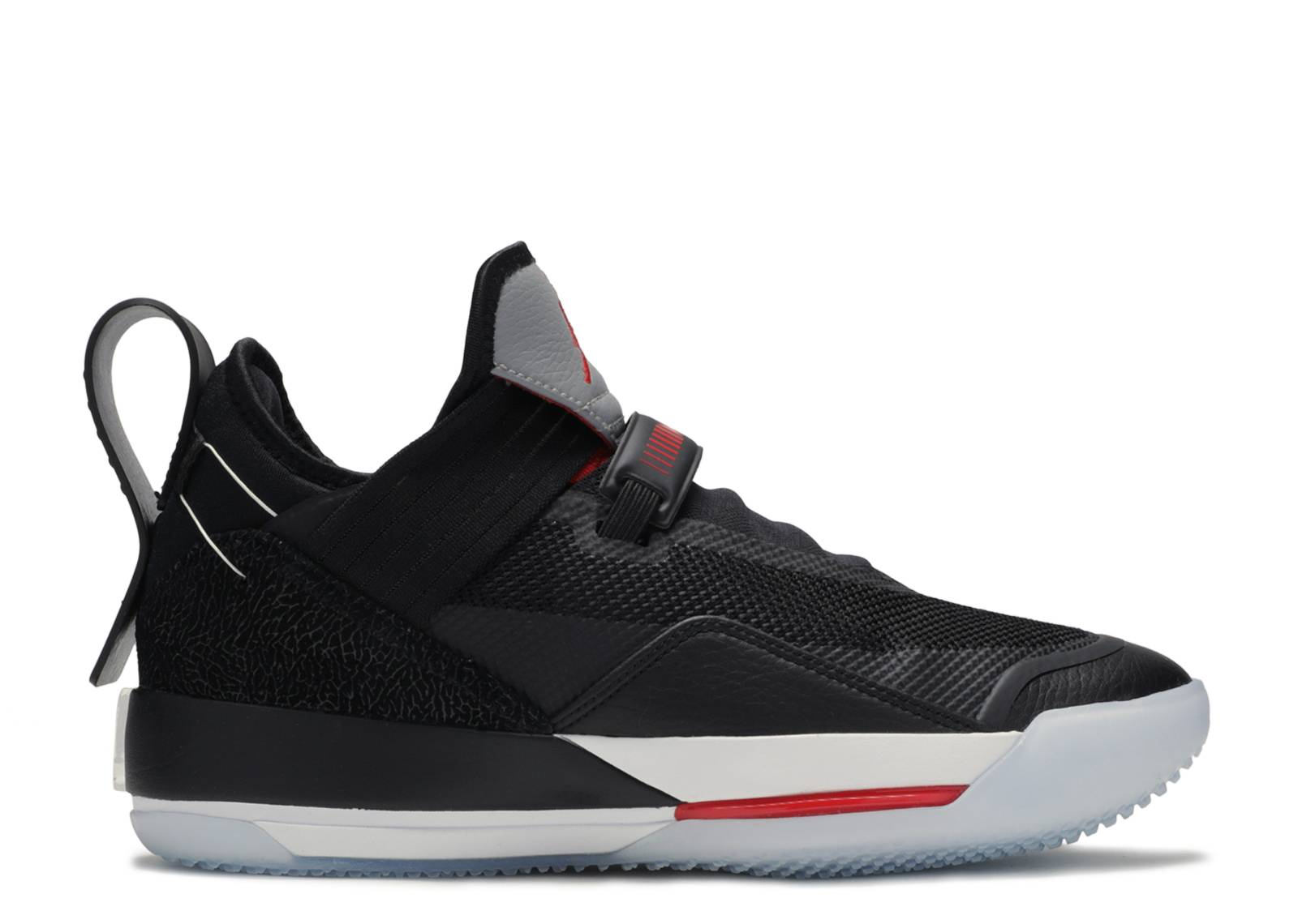 "Air Jordan 33 SE PF 'Black Cement' ""Black Cement"""