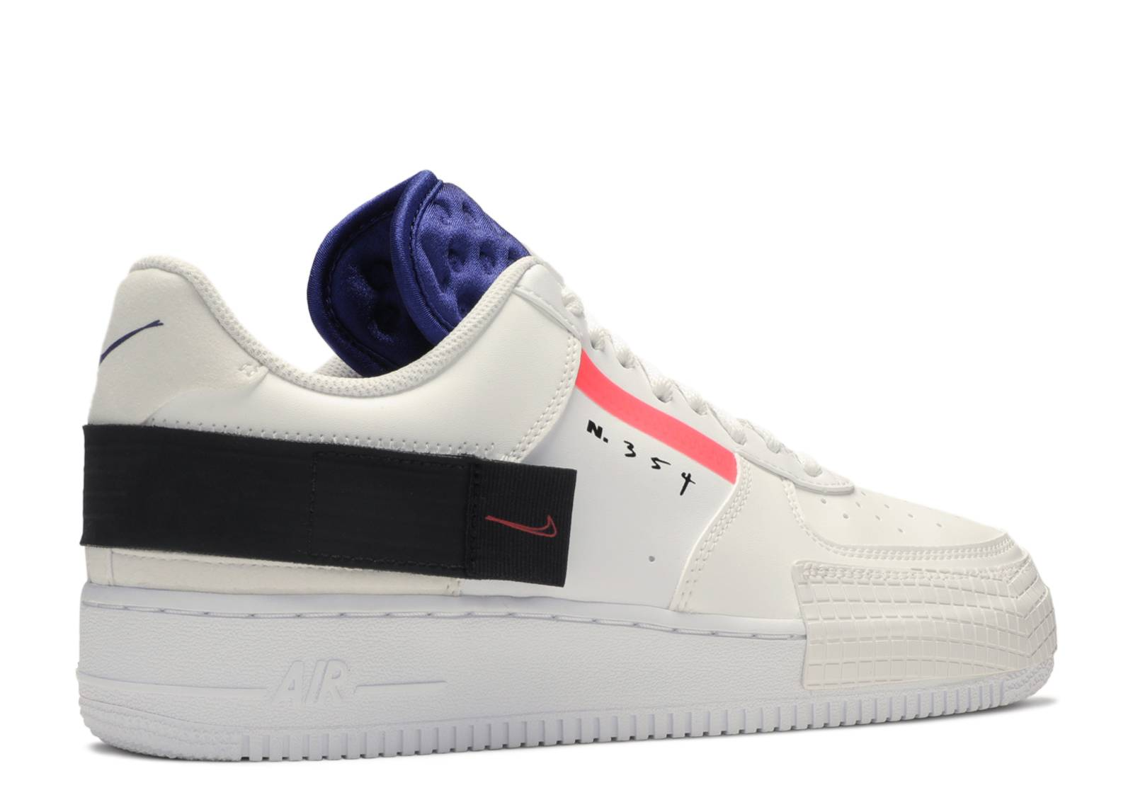AIR FORCE 1 LOW DROP TYPE 'SUMMIT WHITE'