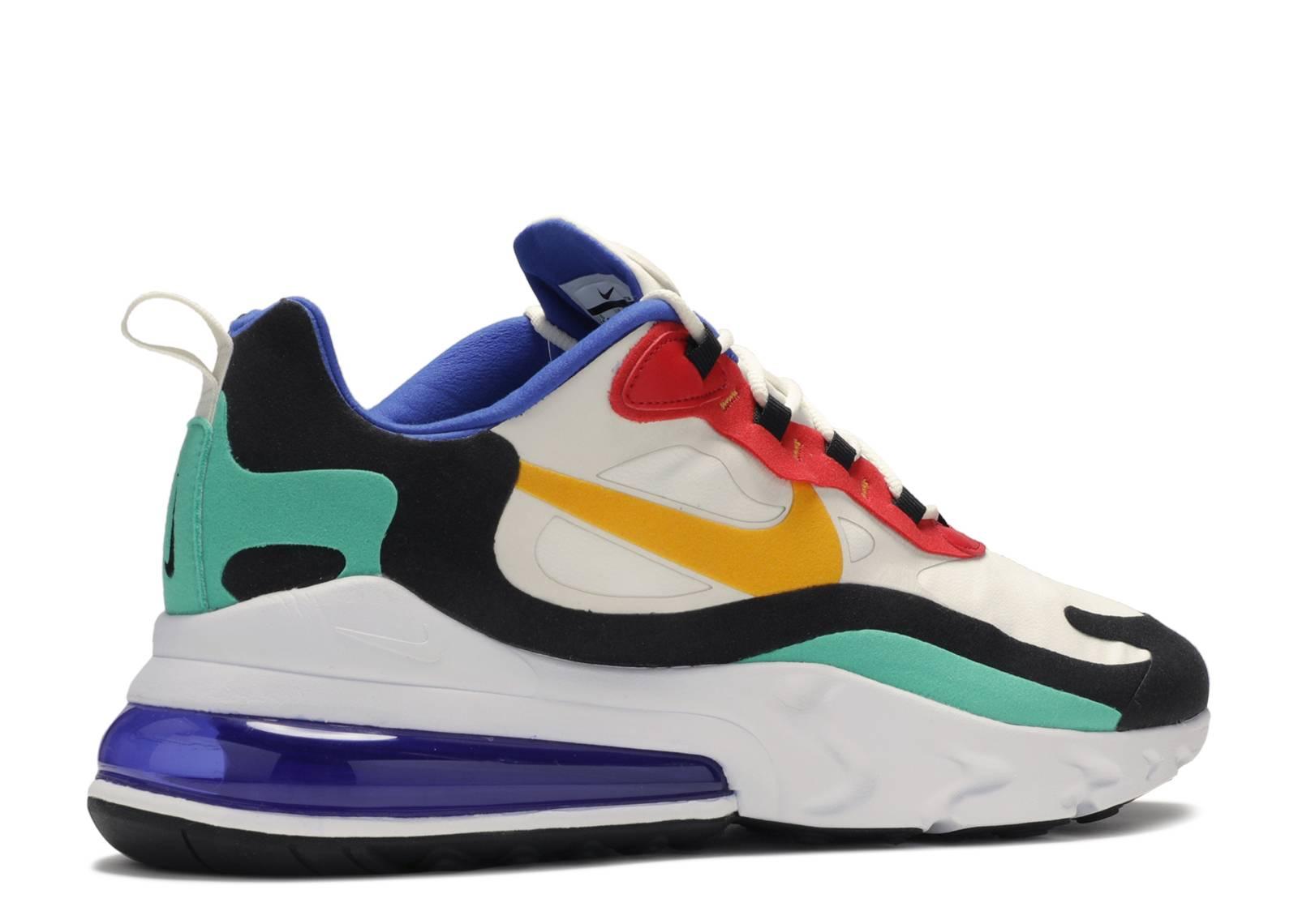 Nike Air Max 270 React (Bauhaus) Women's Shoe. Nike BG