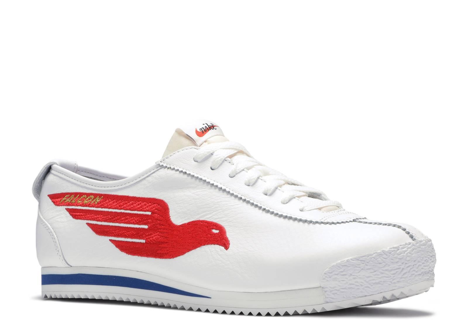 impulso Colapso Elección  Classic Cortez '72 QS 'Shoe Dog Pack Falcon' - Nike - CJ2586 102 -  white/varsity red-game royal | Flight Club