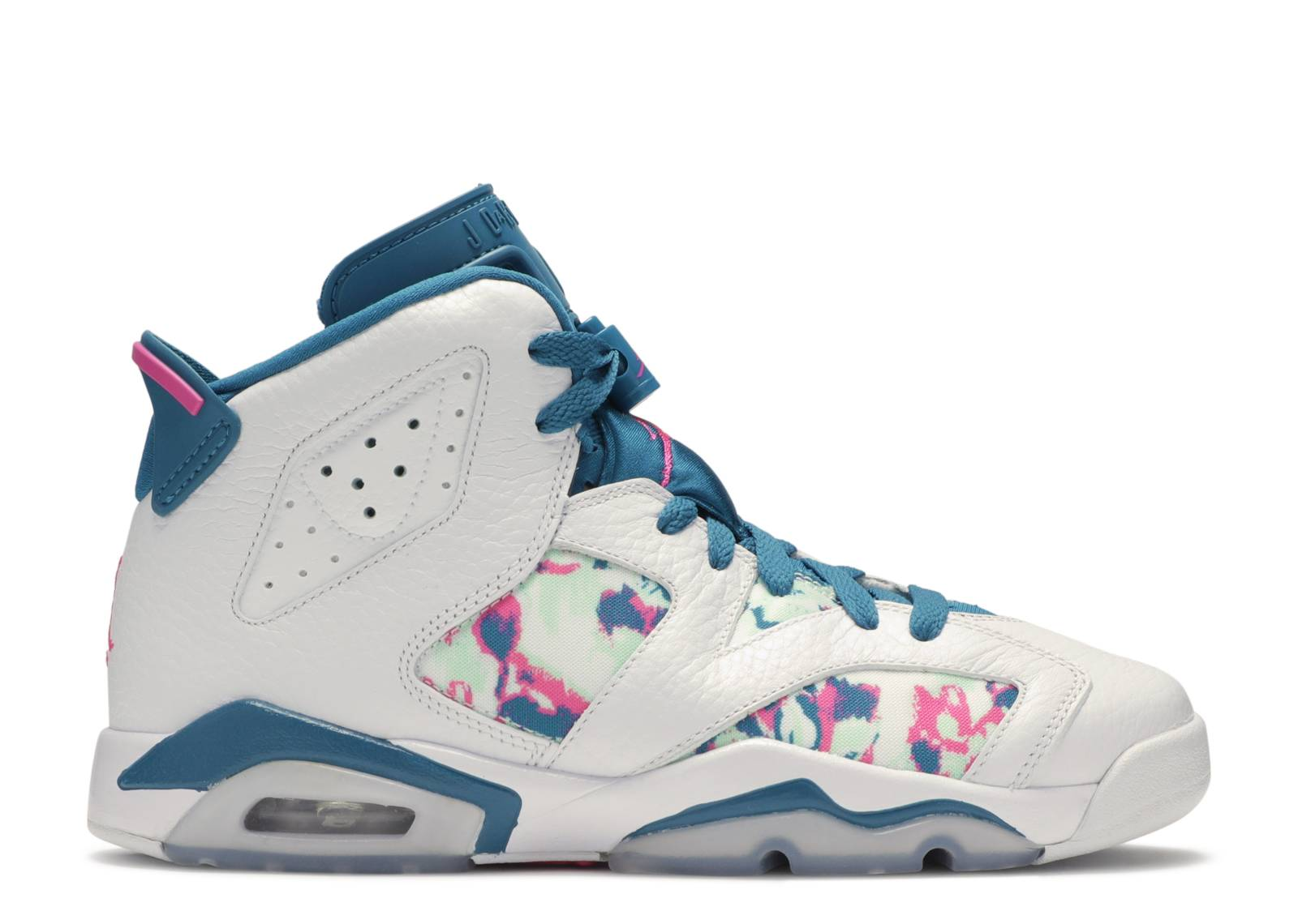 "Air Jordan 6 Retro (GS) ""Green Abyss"""