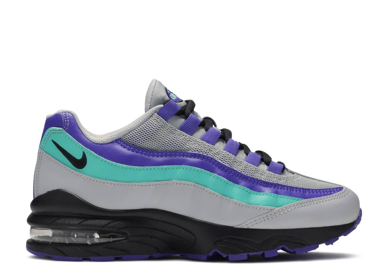 """Nike Air Max 95 (GS) """"Indigo Burst"""""""