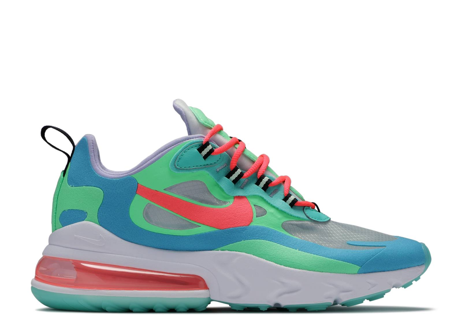 Nike Air Max 270 React Electro Green | AO4971 300 | Backseries