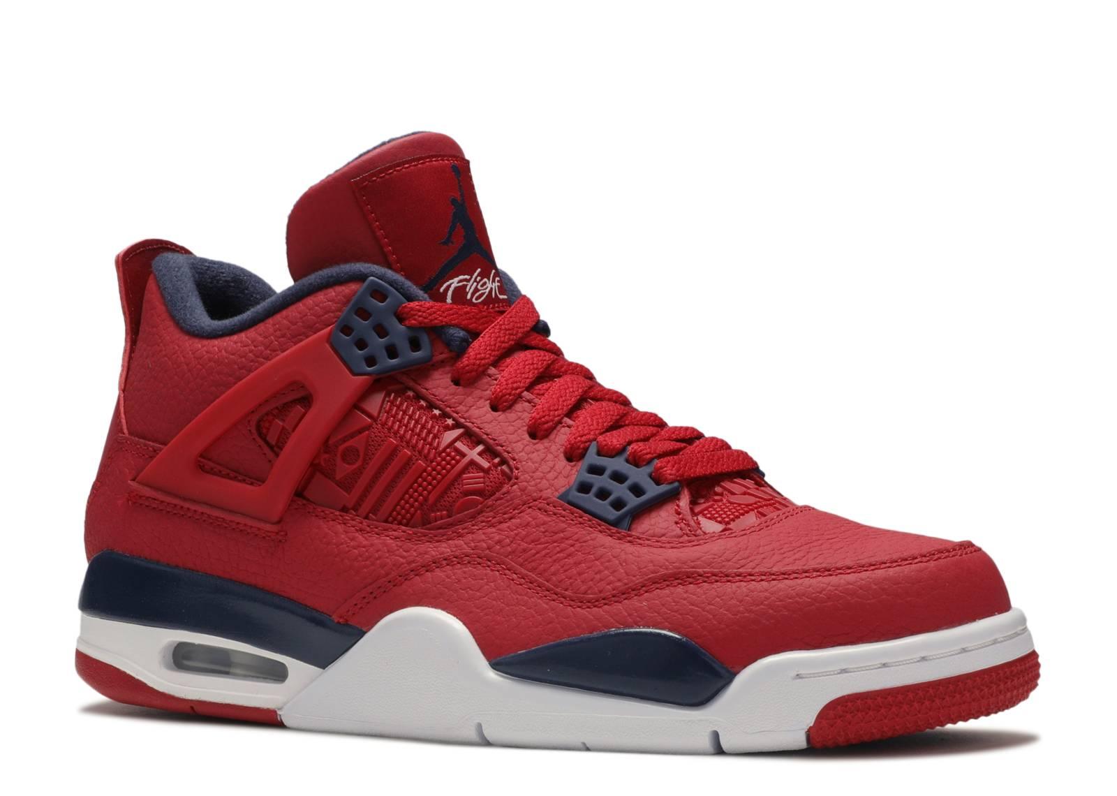 Air Jordan 4 Retro 'FIBA'