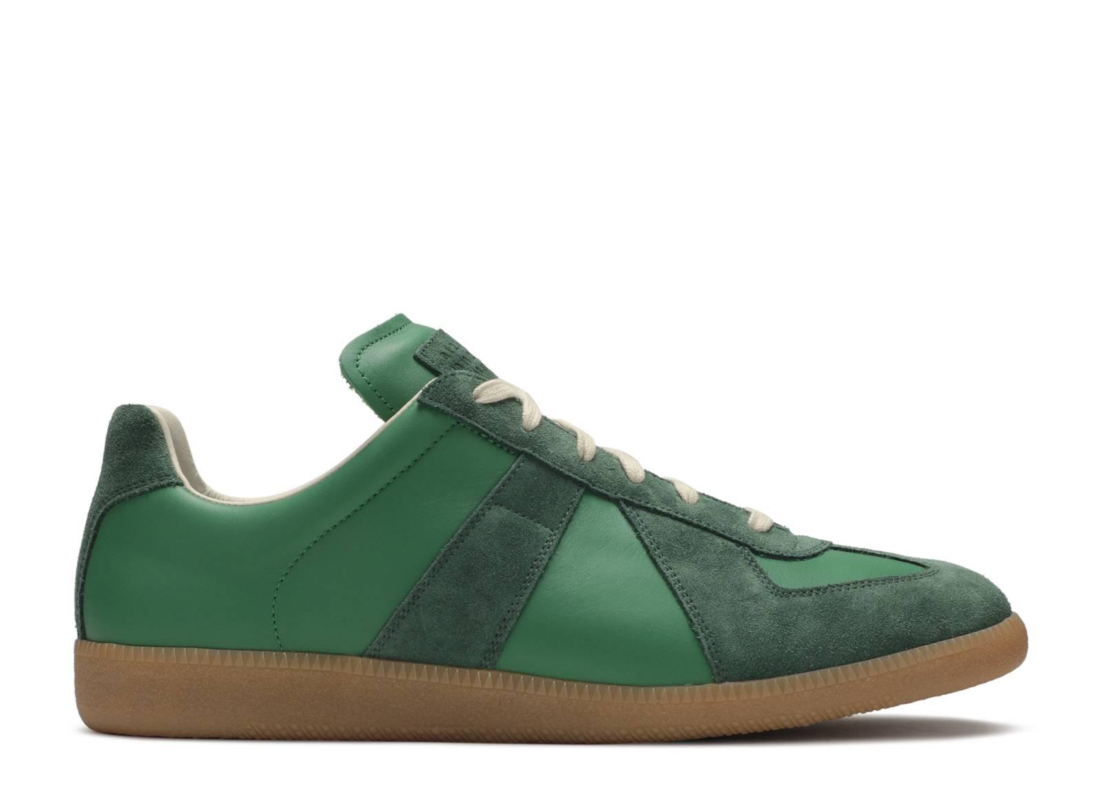 "Maison Margiela Replica Low 'Military Green' ""Military Green"""