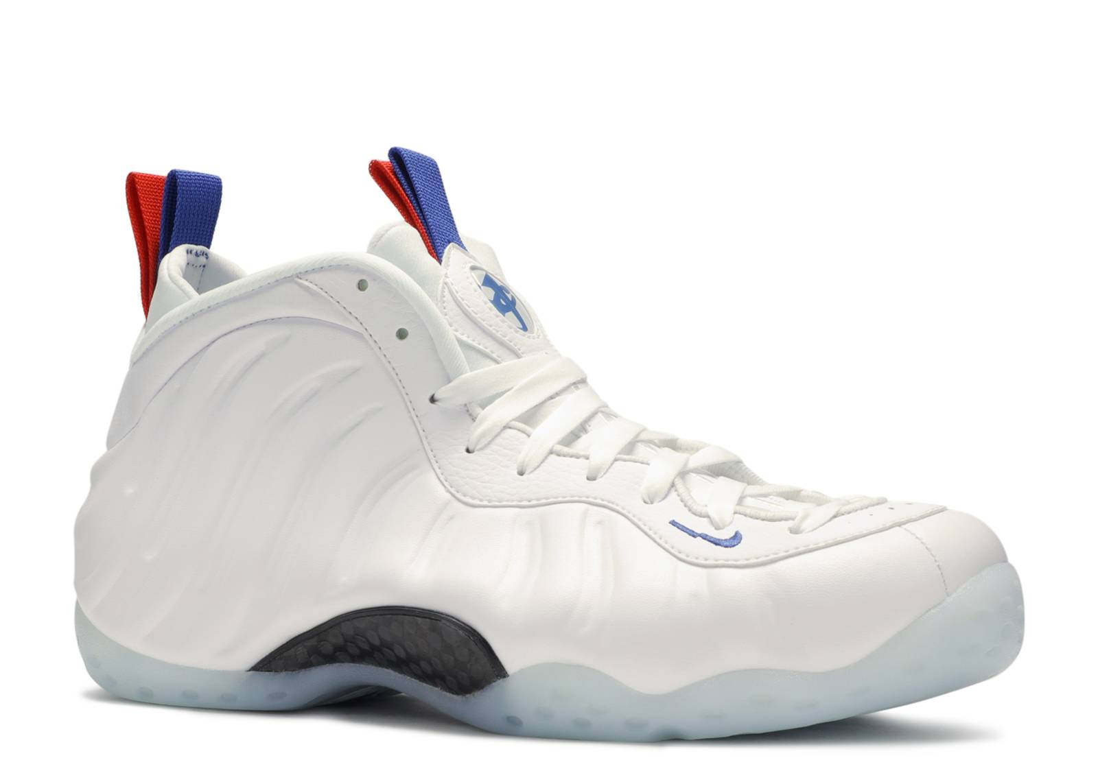 CLEAN MEN S NIKE AIR FOAMPOSITE ONE PRM BLUE ...