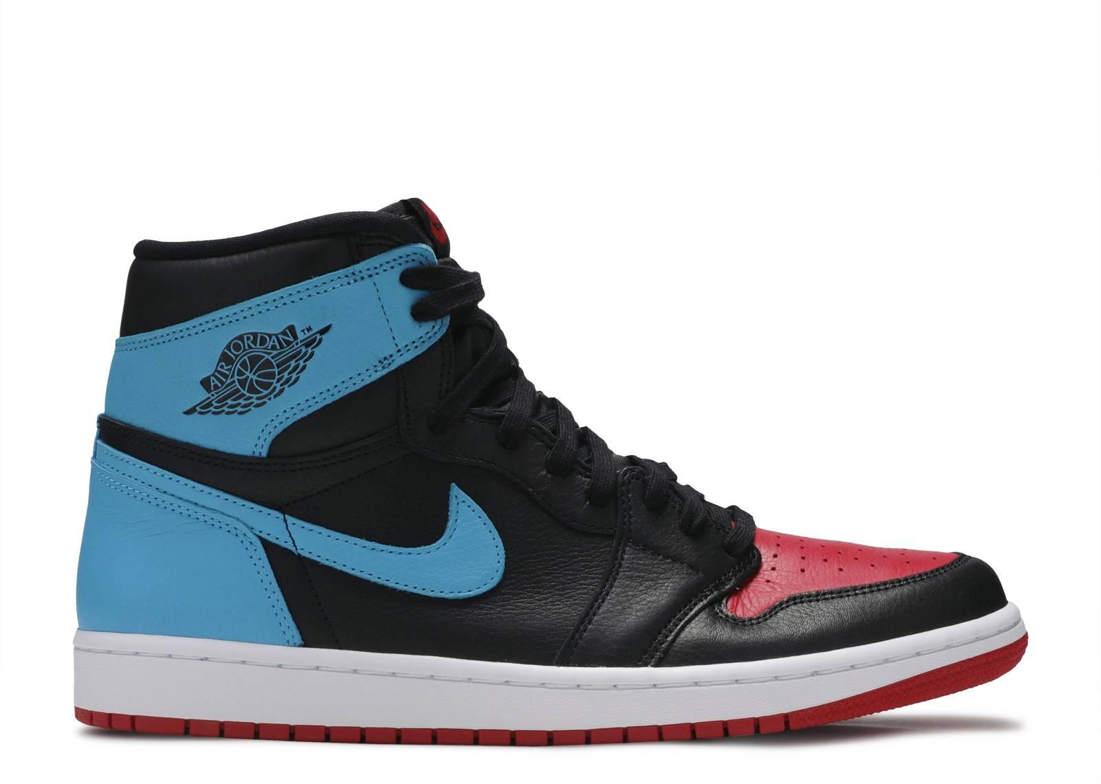 Abreviatura Significado Cambiable  Wmns Air Jordan 1 High OG 'UNC To Chicago' - Air Jordan - CD0461 046 -  black/dark powder blue/gym red | Flight Club