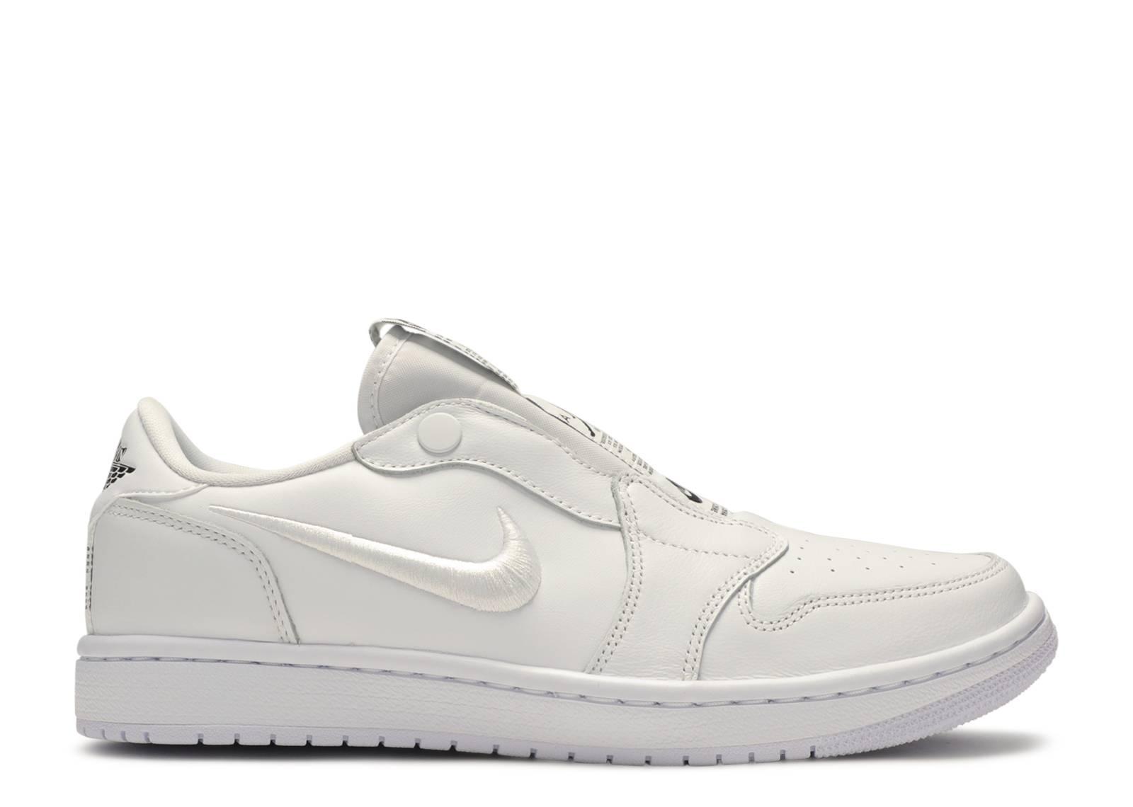 Wmns Air Jordan 1 Retro Low Slip 'White'