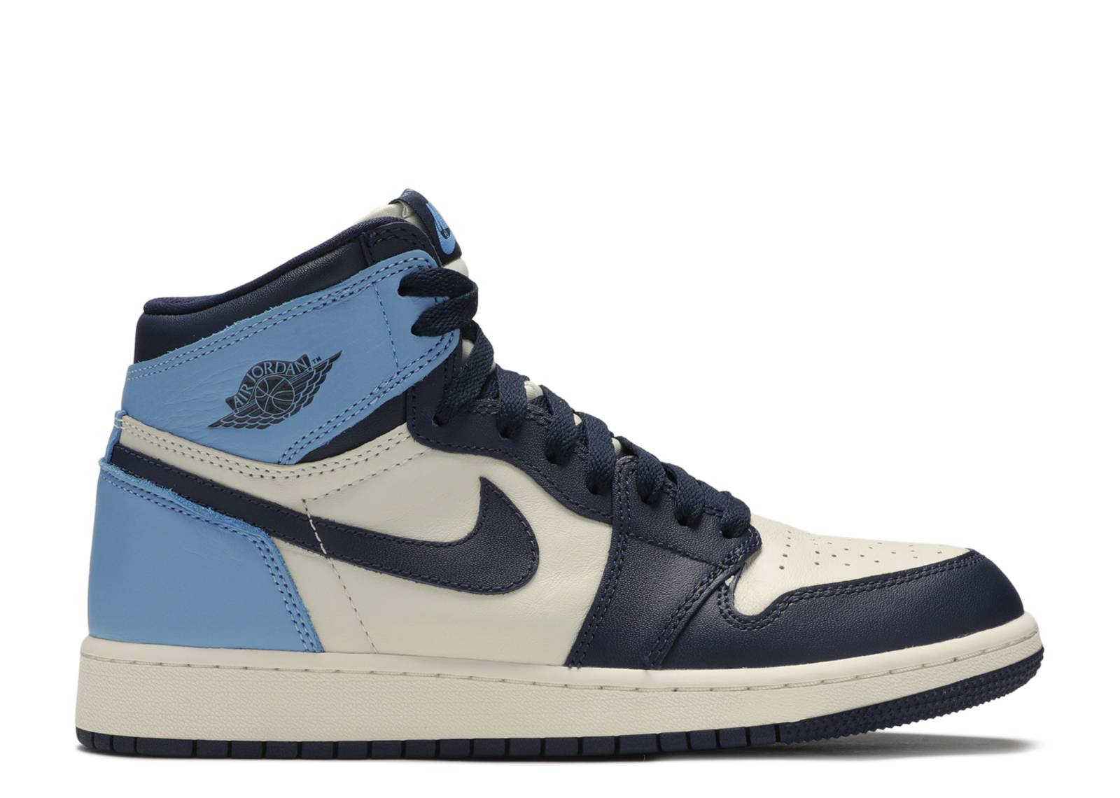Air Jordan 1 Retro High OG GS 'Obsidian'