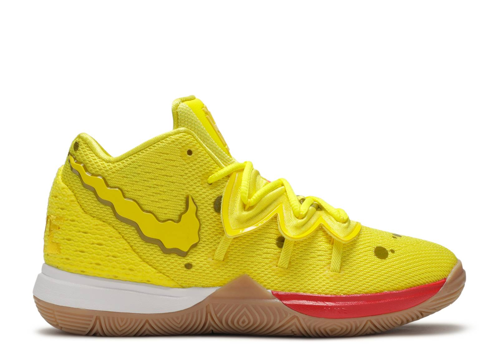 "SpongeBob SquarePants x Kyrie 5 PS ""SpongeBob"""