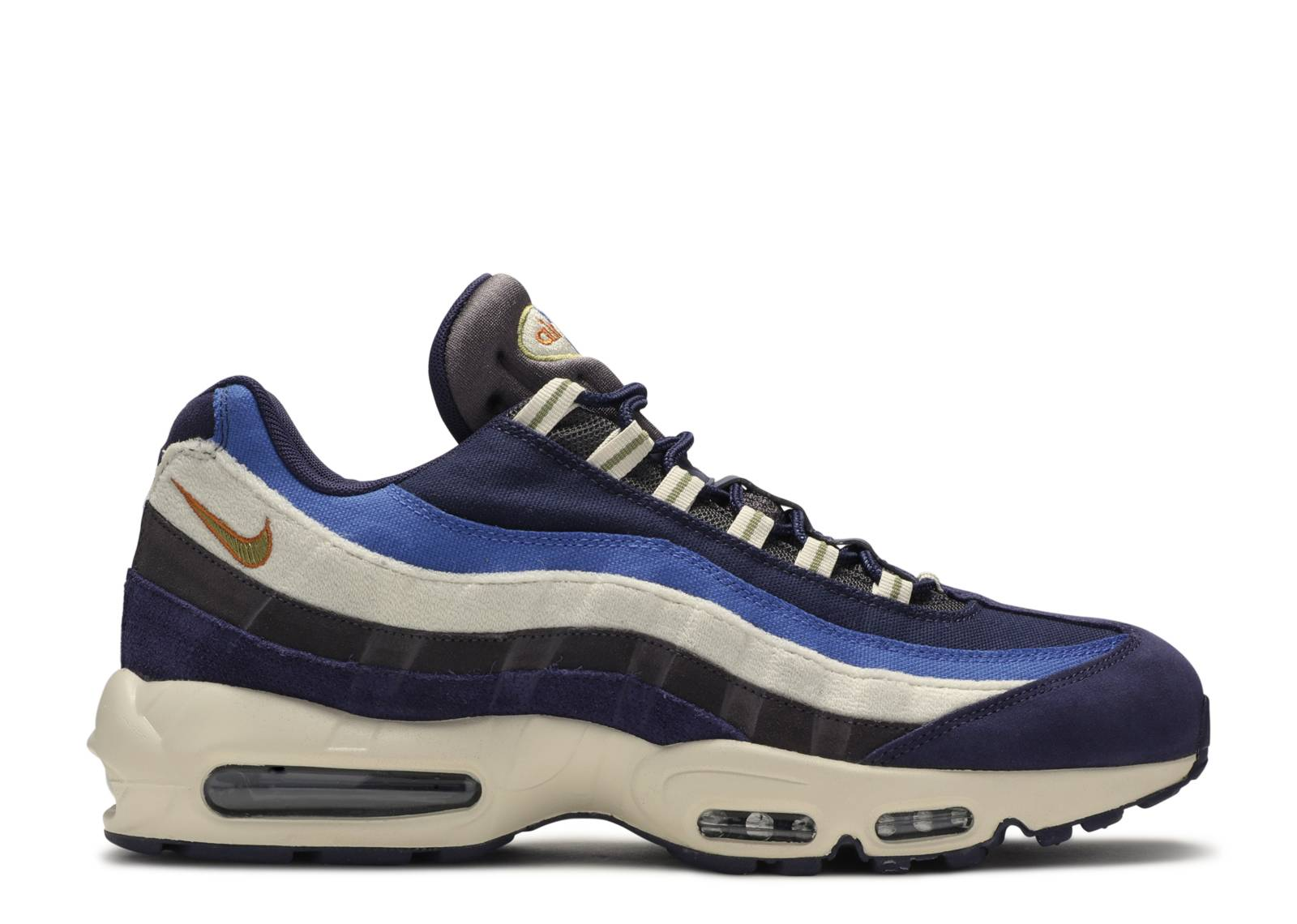 "Nike Air Max 95 PRM  ""Blackened Blue"""