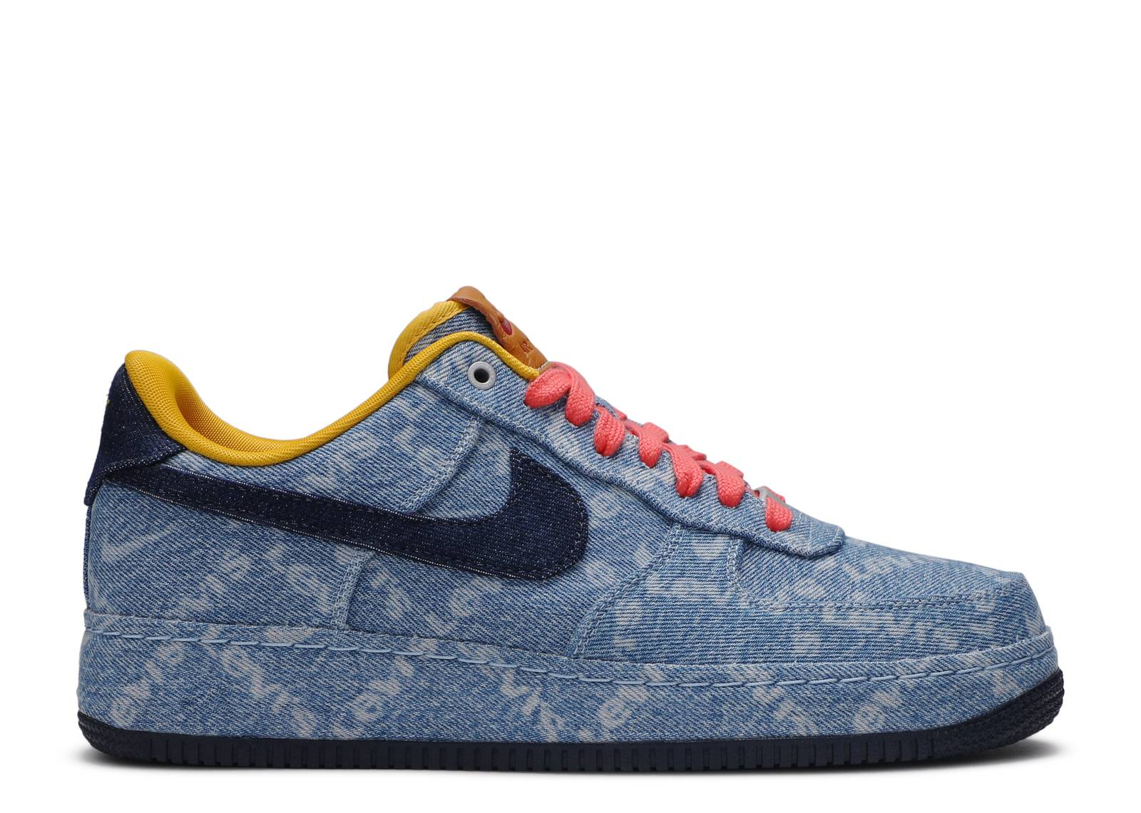"Levi's x Nike By You x Air Force 1 Low ""Exclusive Denim"""