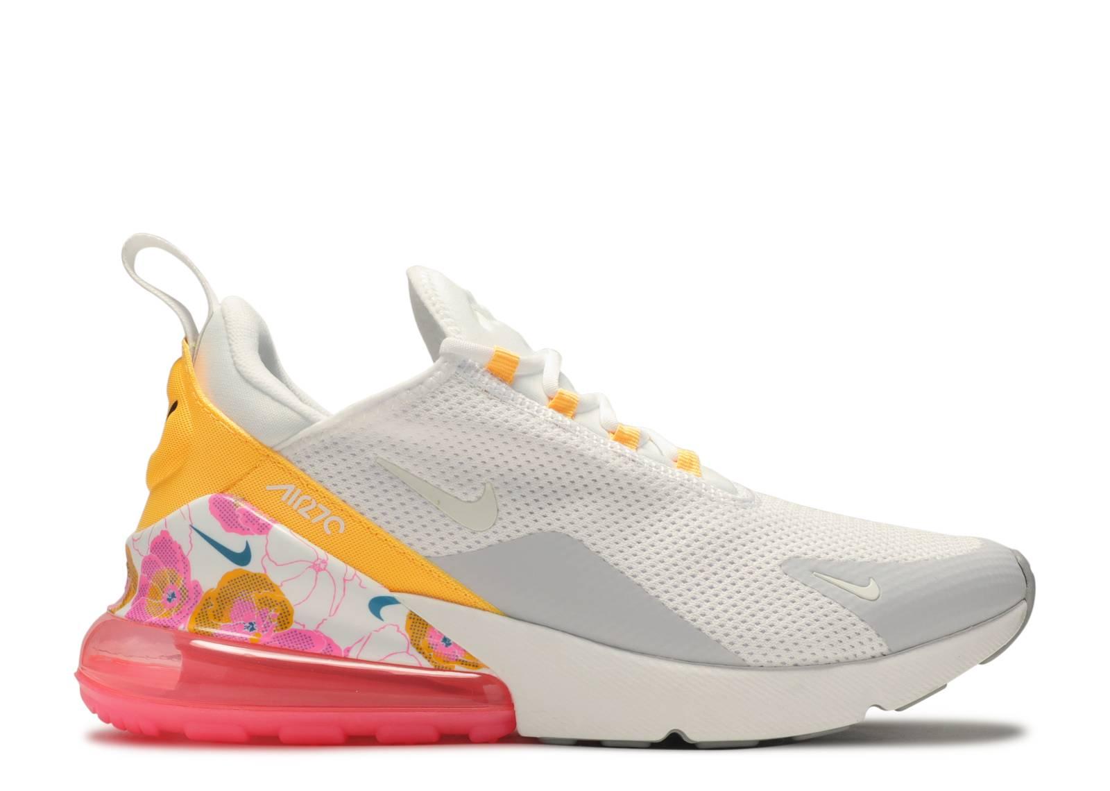 Nike WMNS Air Max 270 SE Floral pink AR0499 101 | 43einhalb Sneaker Store
