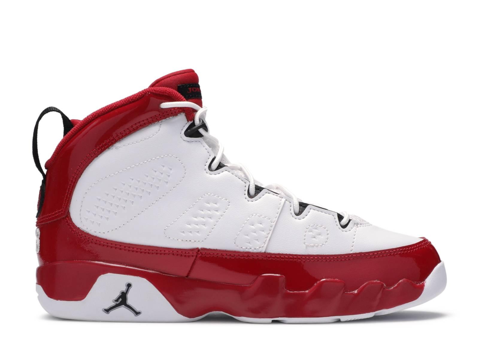 """Air Jordan 9 Retro BP """"Gym Red"""""""