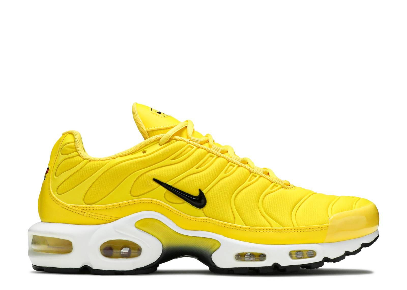 Wmns Air Max Plus TN 'Chrome Yellow'