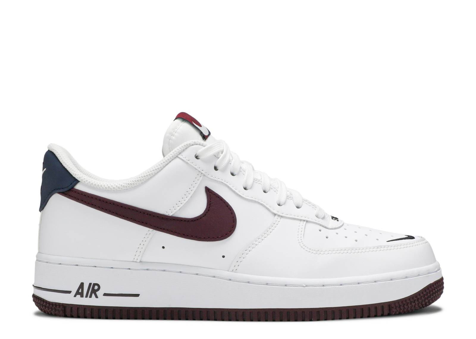 Air Force 1 '07 LV8 'White Night Maroon'