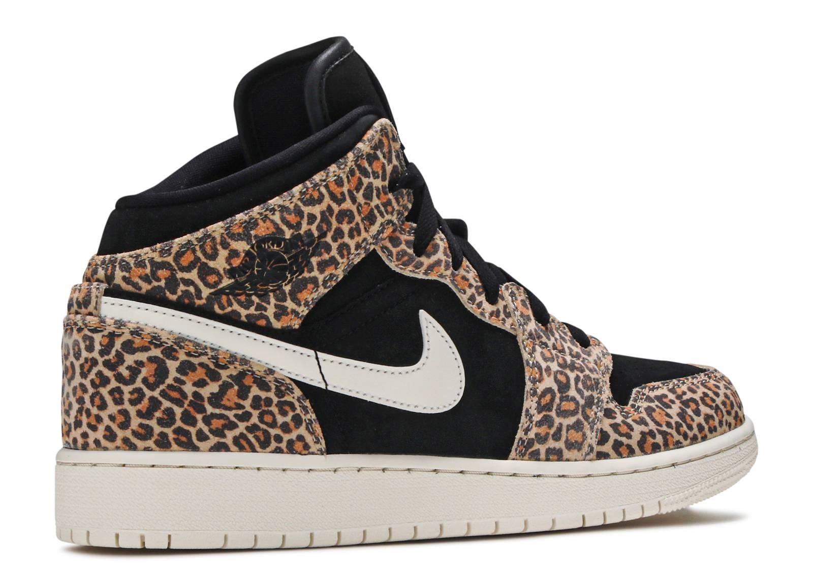 jordan air 1 leopardo