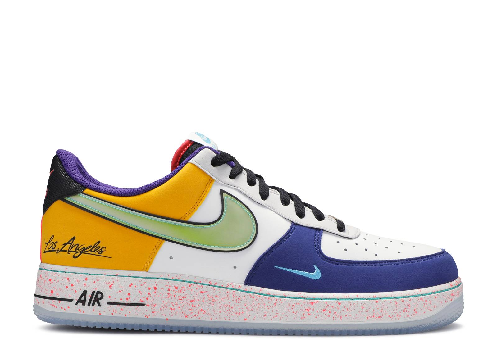 """Air Force 1 '07 LV8 """"What The LA"""""""