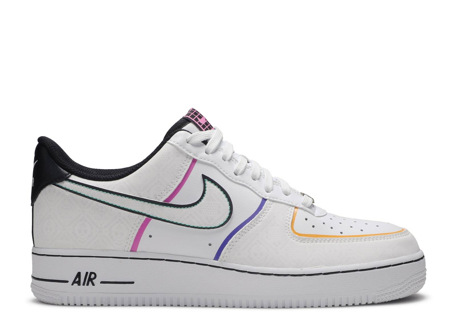 """Air Force 1 '07 Prm """"Day Of The Dead"""" by Nike"""
