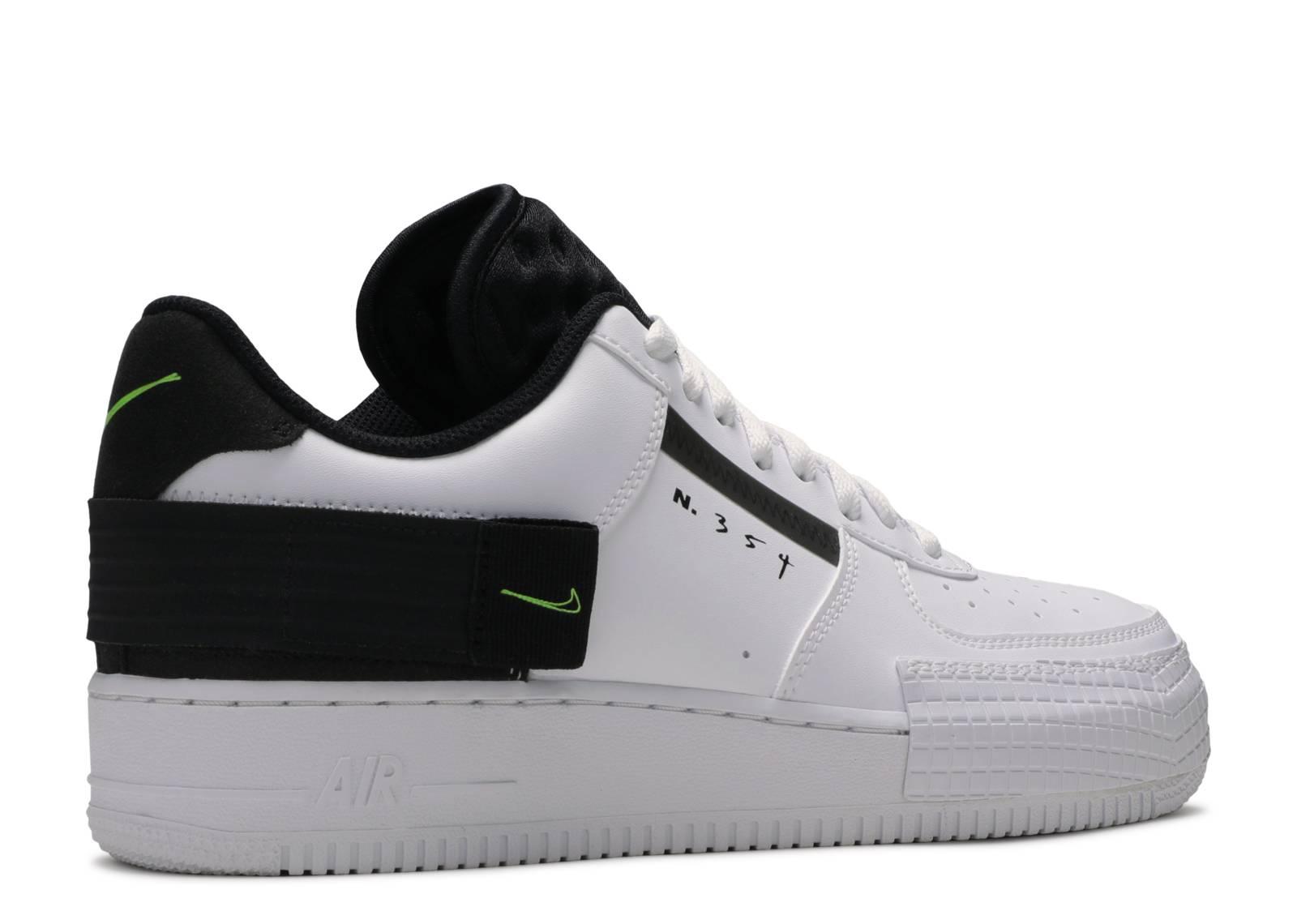Sinewi Línea de visión fantasma  Air Force 1 Type 'Volt' - Nike - AT7859 101 - white/volt/black/white |  Flight Club