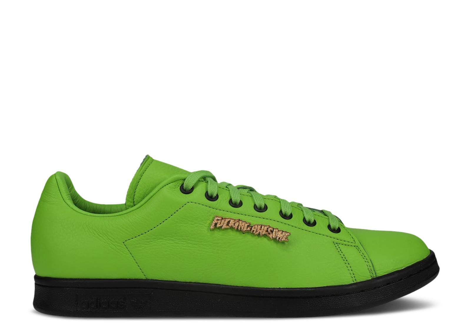 "Stan Smith X FA ""Fucking Awesome X Stan Smith ""Green"""""