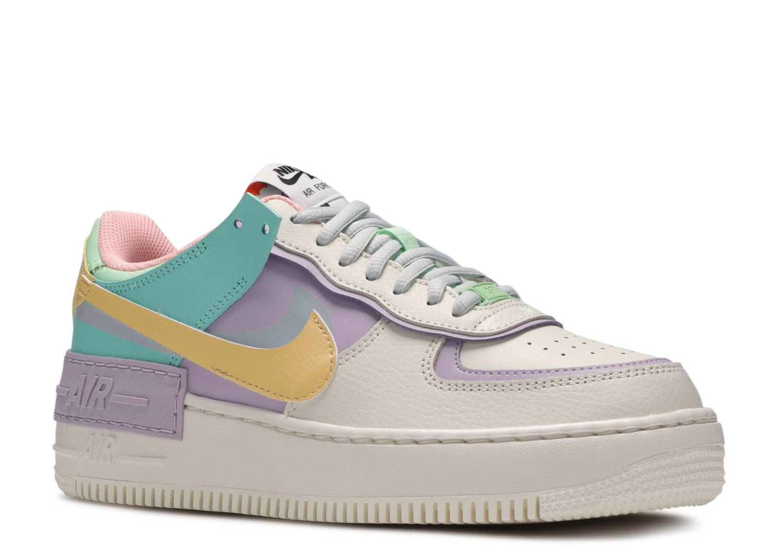 nike air force 1 shadow donna pale ivory tropical twist
