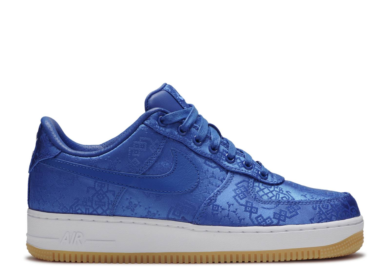 Clot X Air Force 1 Prm Royal Silk Nike Cj5290 400