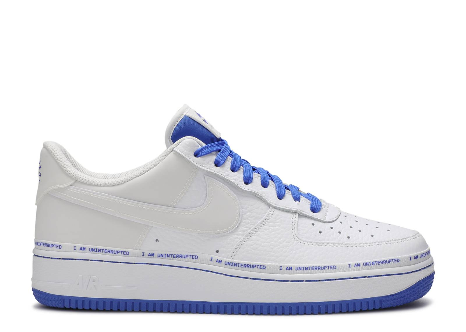 """Uninterrupted x Air Force 1 Low """"More Than"""""""