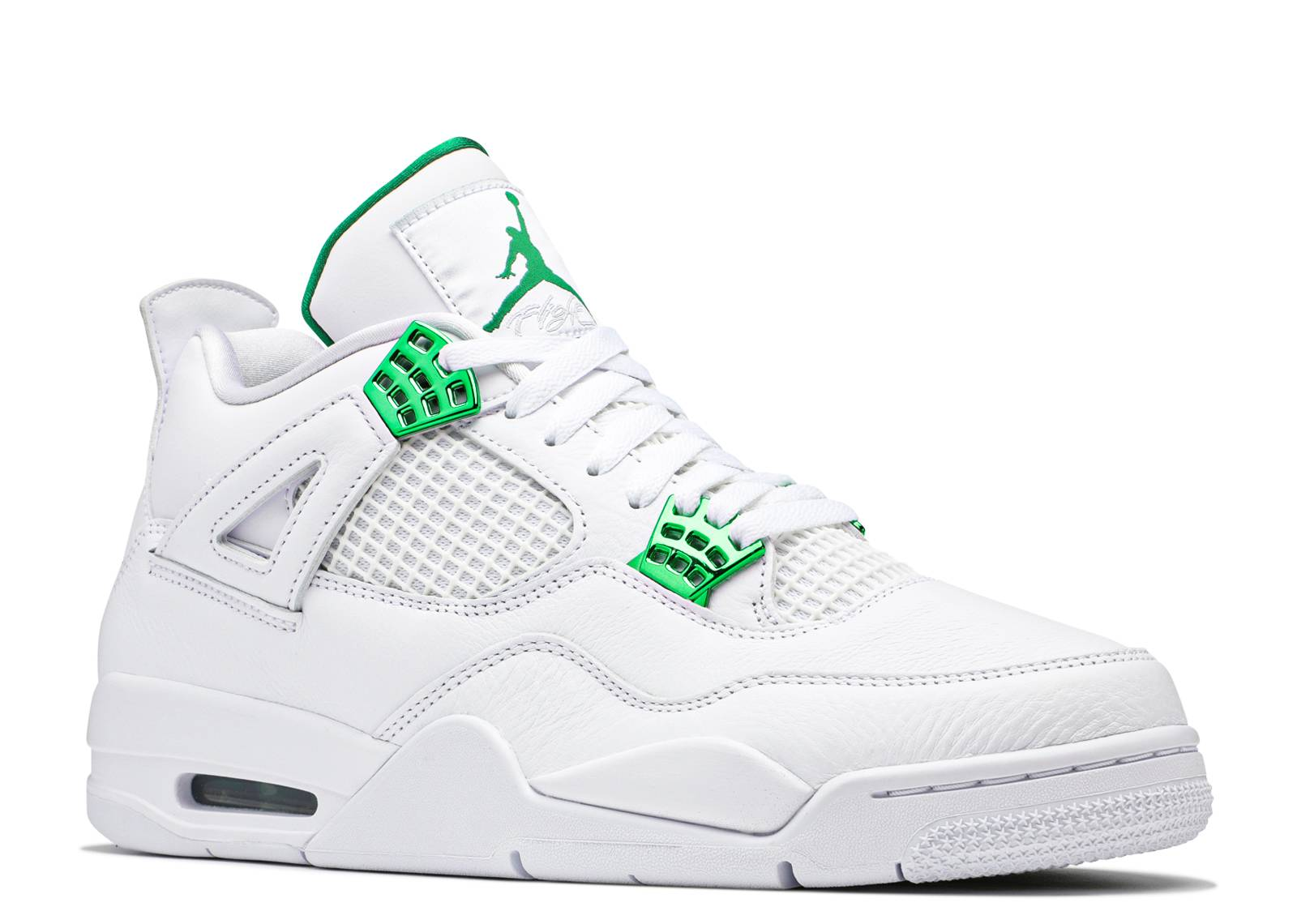 Air Jordan 4 Retro 'Green Metallic'