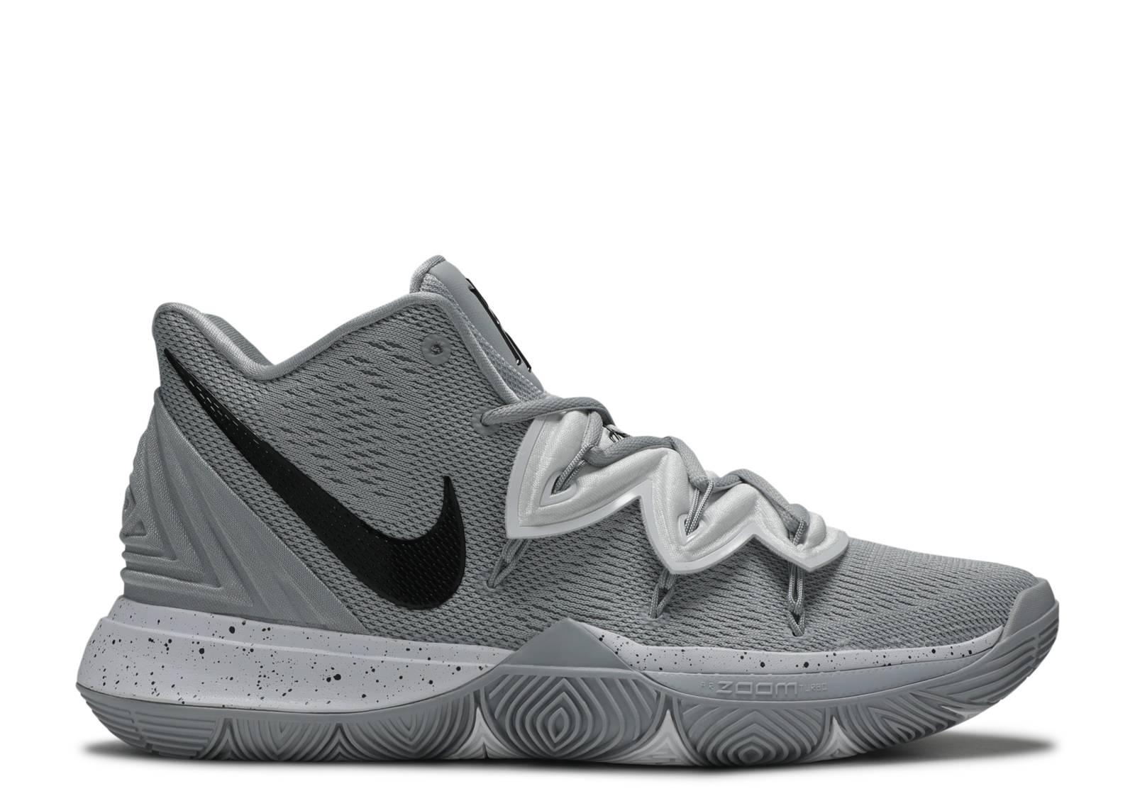 Kyrie 5 TB 'Wolf Grey' - Nike - CN9519