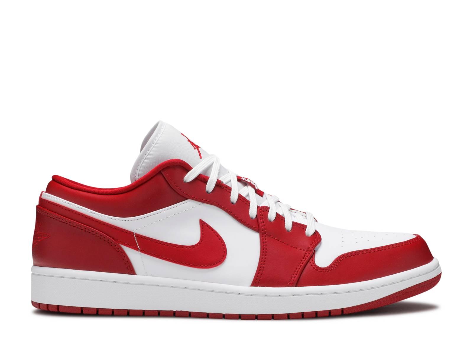 air jordan low rouge