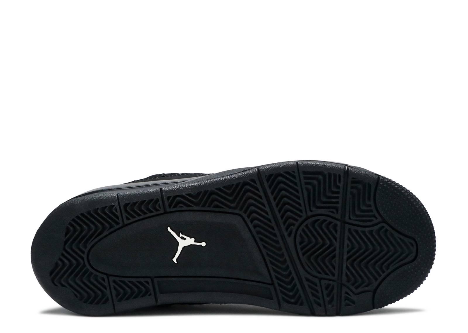 Air Jordan 4 Retro PS 'Black Cat' 2020