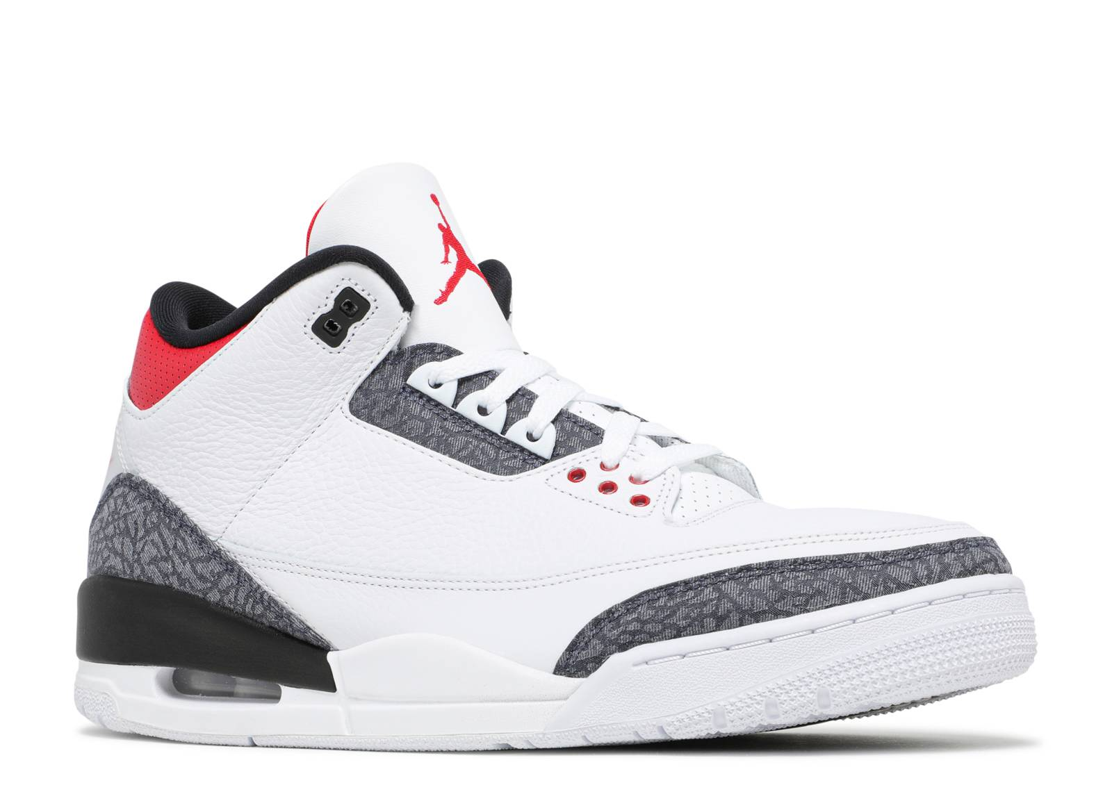 Air Jordan 3 Retro Denim SE 'Fire Red'