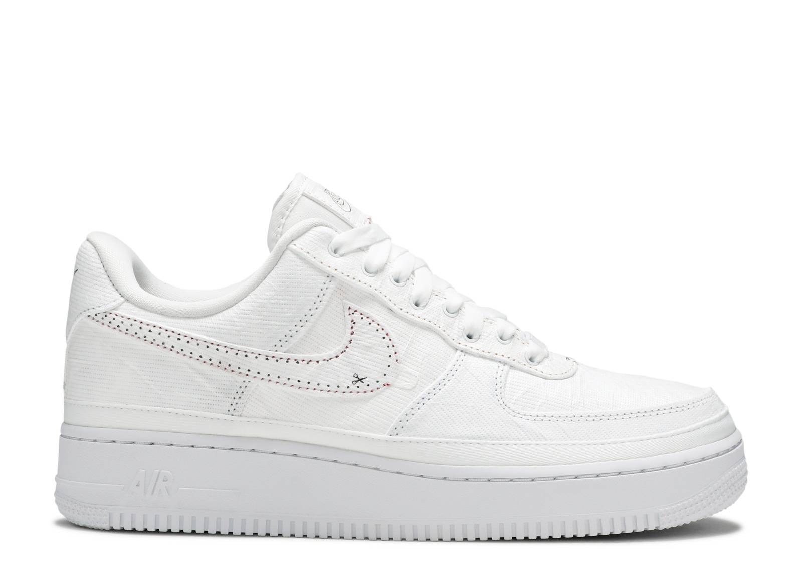 air force 1 nike tear away