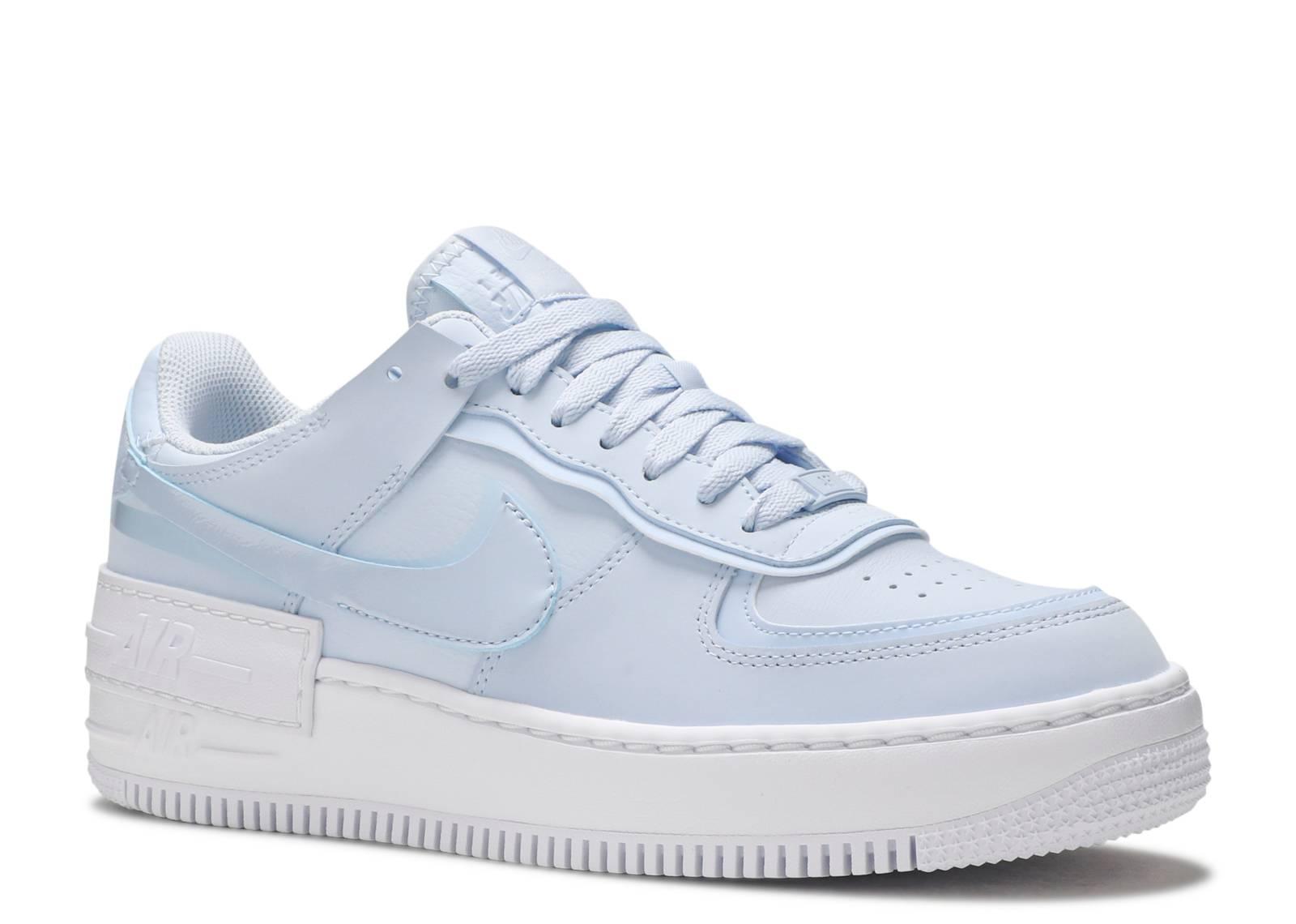 air force 1 shadow white hydrogen blue