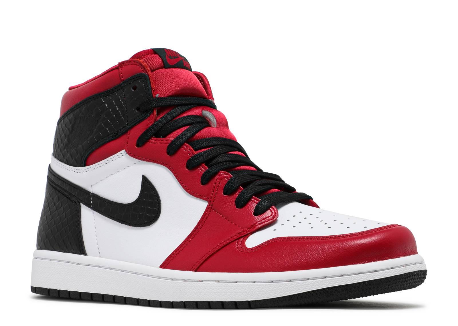 Wmns Air Jordan 1 Retro High OG 'Satin Red'