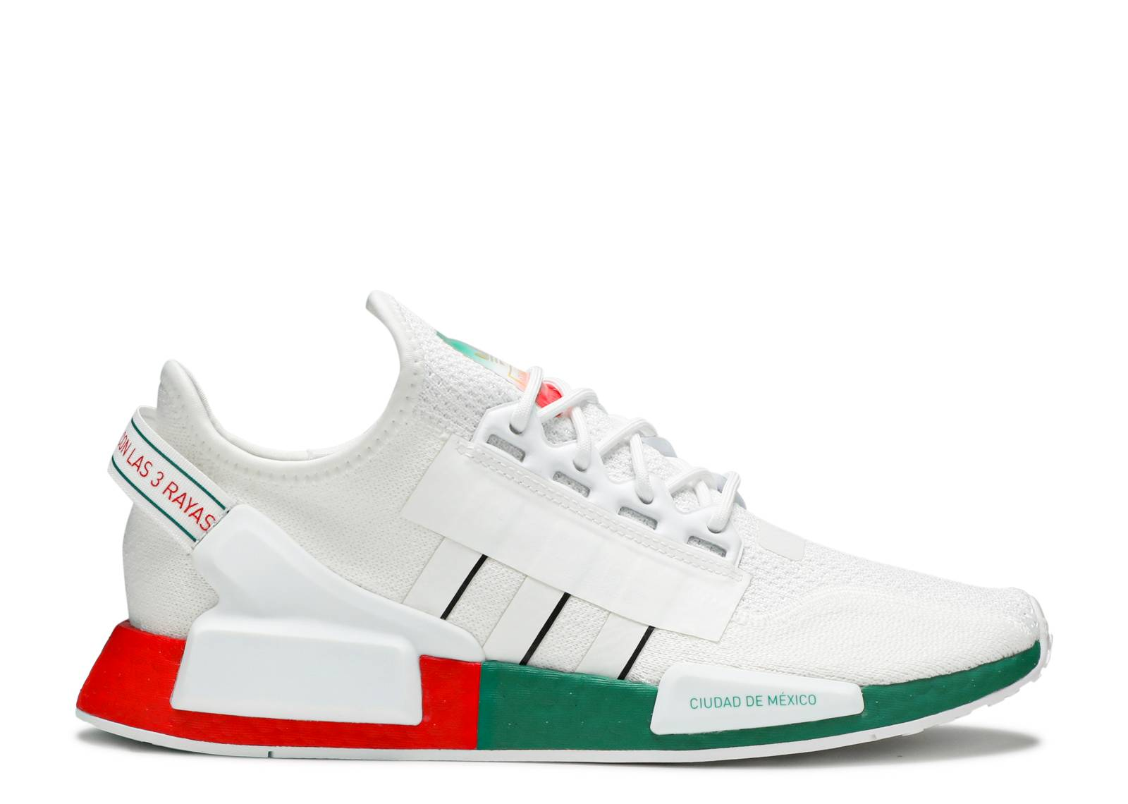 Nmd R1 V2 United By Sneakers Mexico City Adidas Fy1160