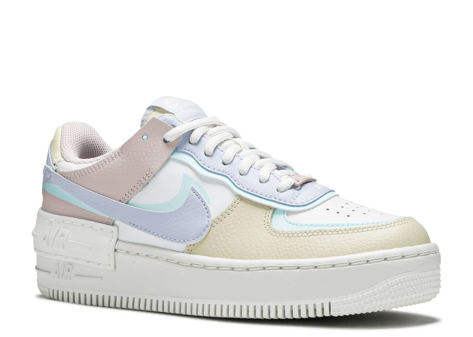 air force 1 donna shadow pastello
