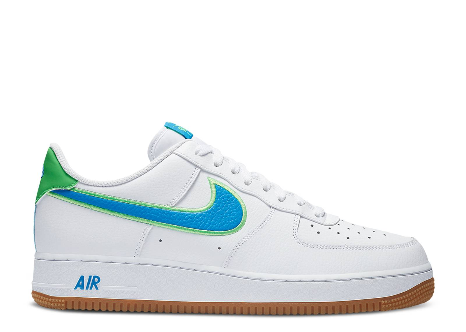 air force 1 verde acqua