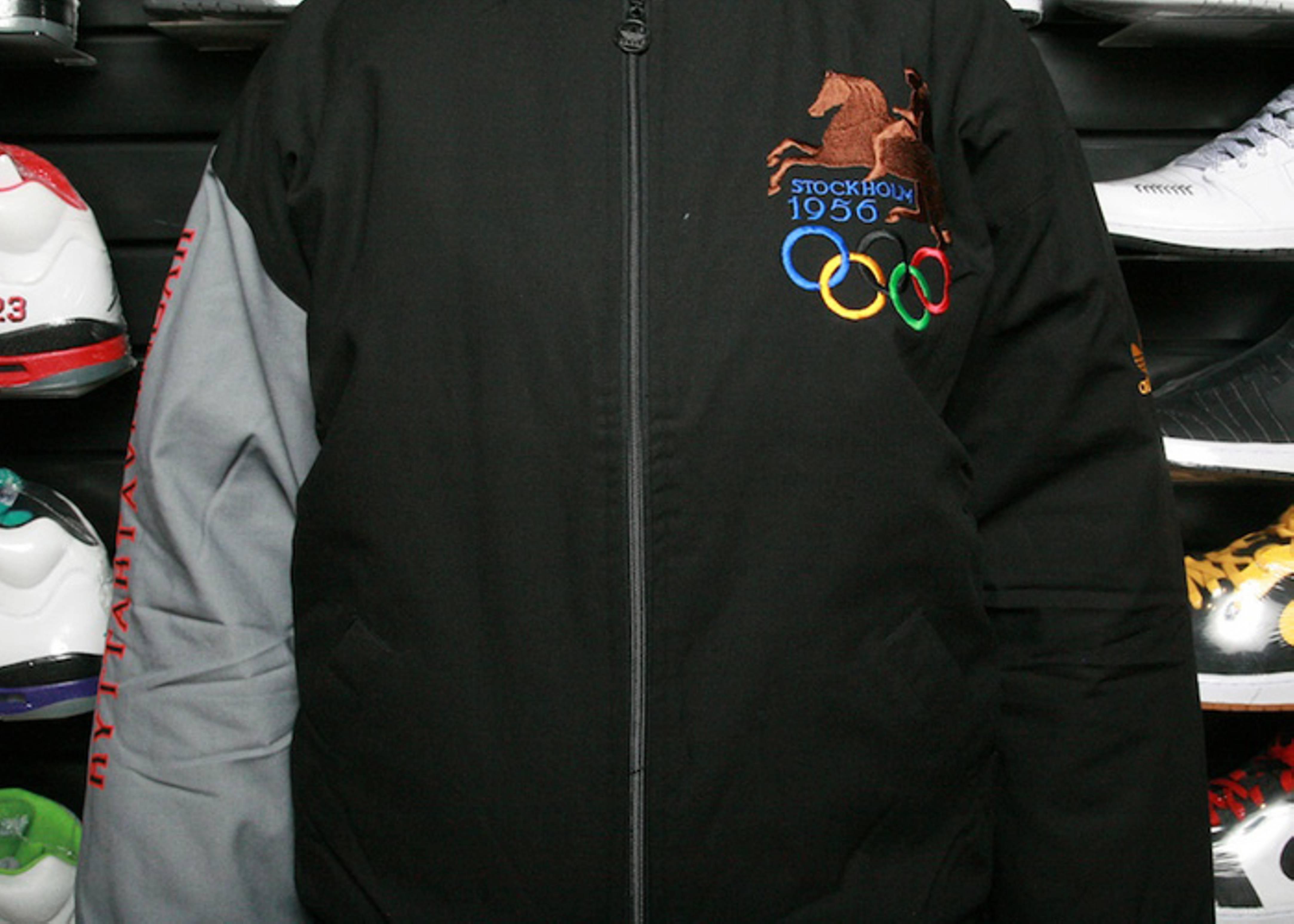 """vintage jacket """"sweden"""""""