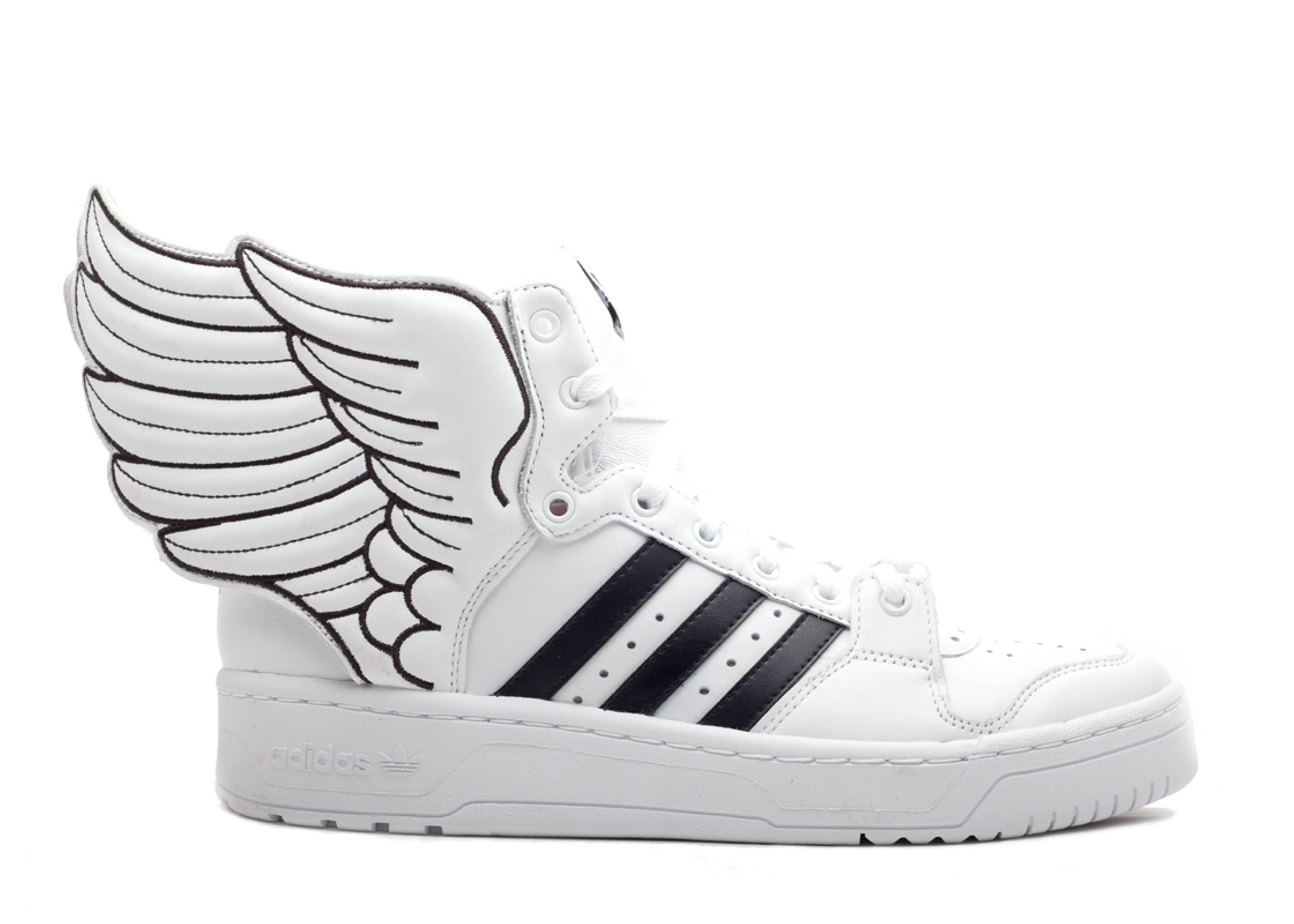 """js wings 2.0 """"jeremy scott"""""""